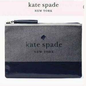 Kate spade Large Tassel Pouch